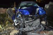 Opitý vodič jazdil dokonca bez vodičského preukazu.