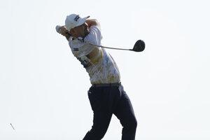 Rory Sabbatini na Sony Open 2021.