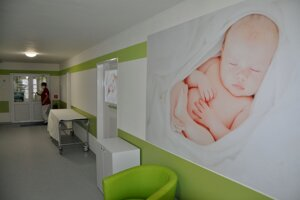 Gynekologicko pôrodnícke oddelenie Dolnooravskej nemocnice patrí medzi špičkové.