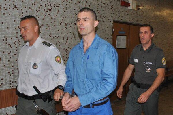 Daniel Jancusko. Tvrdí, že vykradol zlatníctvo, ale košický krajský súd ani prokuratúru nepresvedčil.