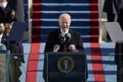 Nový americký prezident Joe Biden.