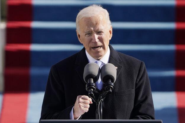 Nový americký prezident Joe Biden,
