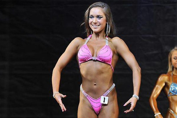 Vanessa Lisziová získala bronz.