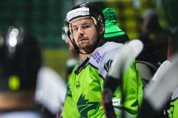 Dvomi gólmi proti Humennému sa zaskvel Jakub Cíger