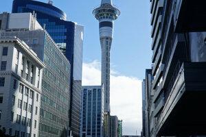 Najväčšie mesto Nového Zélandu Auckland.