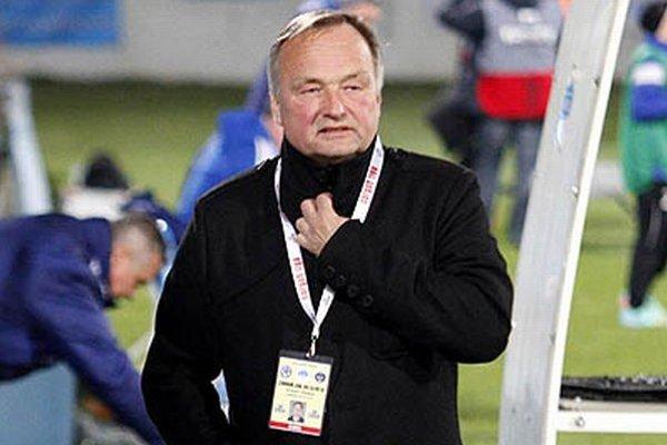 Tréner futbalistov Nitry Ladislav Hudec sa dočkal prvého jarného víťazstvo v zápase proti svojmu bývalému klubu.