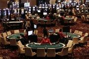 Juhoázijské triády sa koncentrujú okolo miestnych kasín.