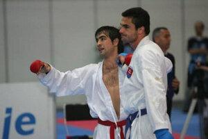 ME v Bratislave - po prehratom finále s Agajevom (Azerbajdžan).