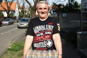 Pre kartón piva Corgoň si prišiel víťaz 4. kola Jozef Nemeš st. z Nitry.