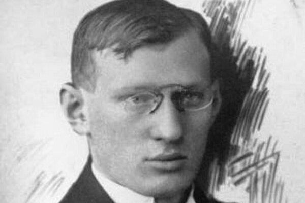 Šachista Gyula Breyer.