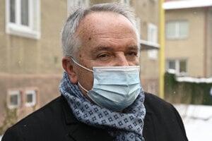 Právny zástupca rodiny Milana Lučanského Miroslav Radačovský.