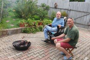 Klient Viery Kundrikovej sa vo Svidníku cítil ako doma.