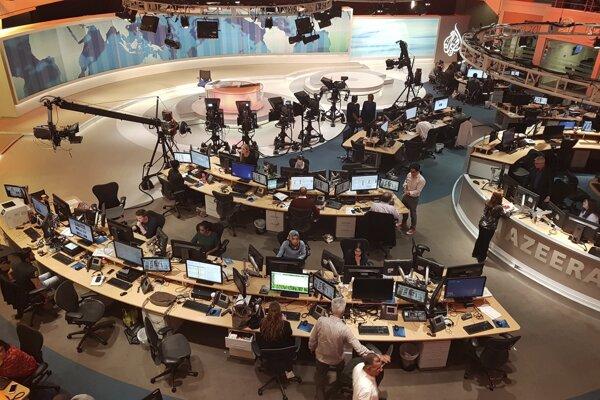 Redakcia Al-Jazeera