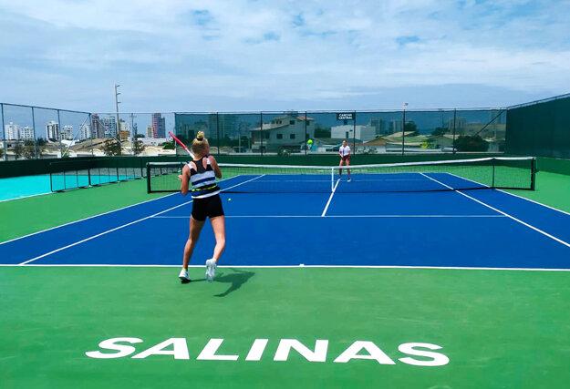 Turnaj v ekvádorskom Salinase sa začína v pondelok.