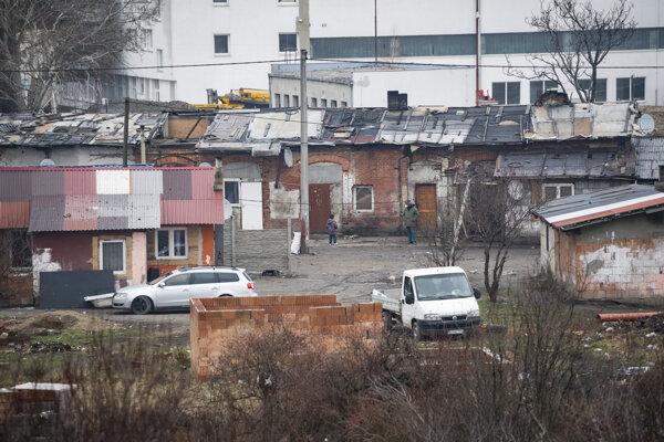 Osada Glejovka je v karanténe.