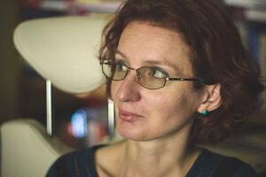 Slávka Karkošková