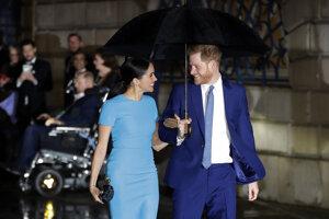 Princ Harry a Meghan čakajú druhé dieťa