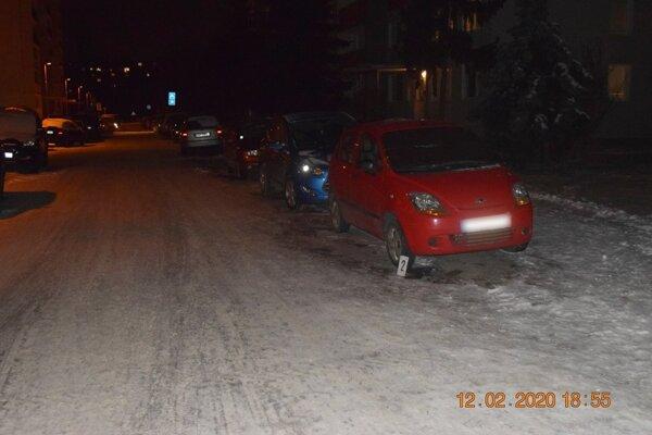 Vodič úradoval na Rovníkovej ulici v Košiciach.