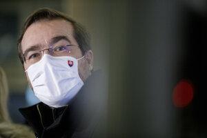 Bývalý minister zdravotníctva Marek Krajčí.