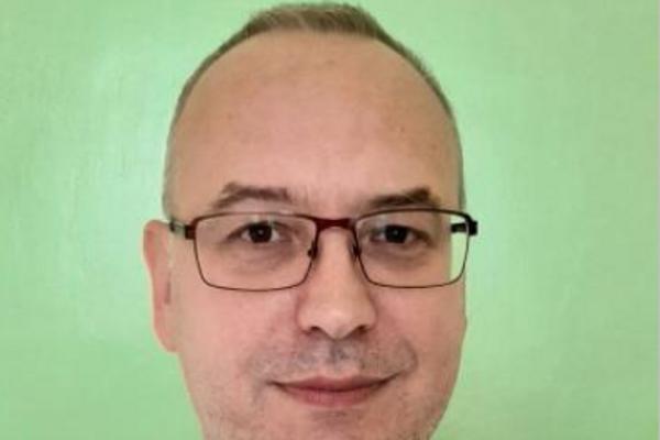 Tibor Štovčík, primár dermatovenerologického oddelenia vnemocnici vBojniciach.