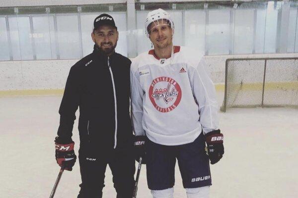 Branislav Bendik a Richard Pánik.