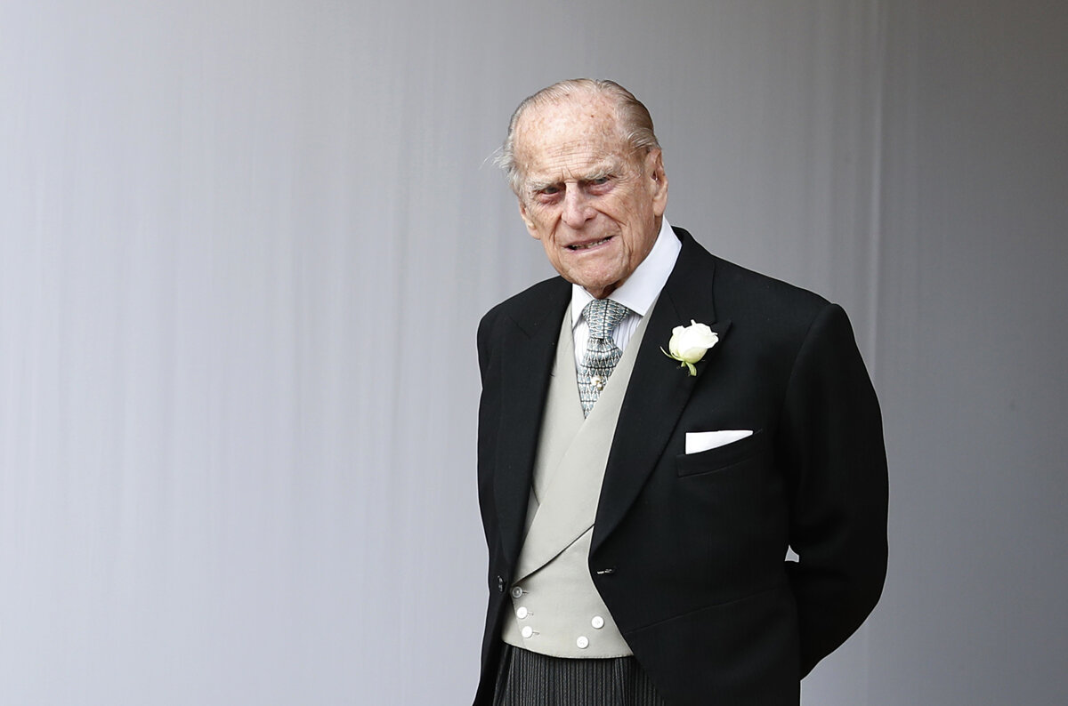 Britský princ Philip zomrel vo veku 99 rokov - Svet SME