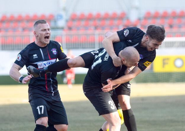 Futbalisti Zlatých Moraviec sa vrátili na víťaznú vlnu.