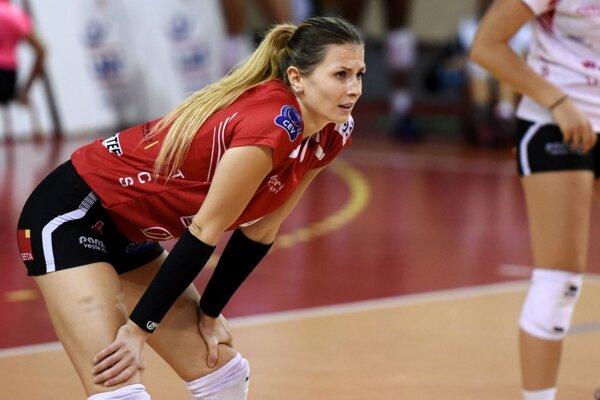 Dominika Drobňáková sa objavila na súpiske VK Prešov.