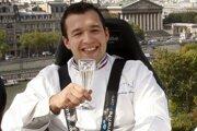 Šéfkuchár Guillaume Gomez na archívnej snímke z roku 2009.