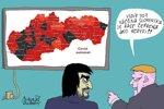Zase červené (Sliacky) 25. februára