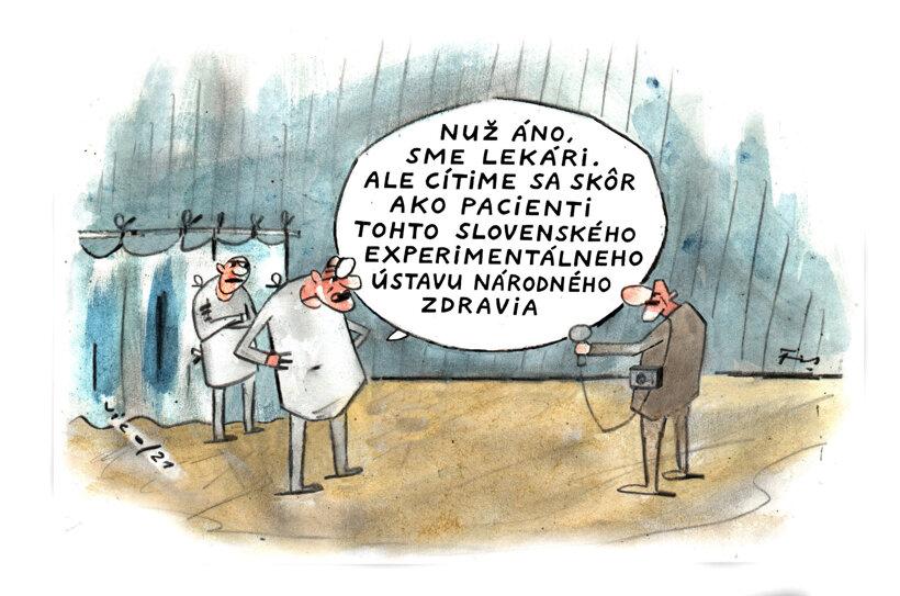 Experimentálny ústav (Vico) 27. februára