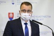 Matúš Medvec, predseda Úradu priemyselného vlastníctva.