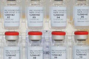 Jednodávková vakcína proti ochoreniu COVID-19 od americkej spoločnosti Johnson & Johnson.