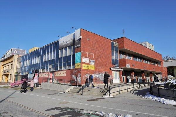 Nákupné stredisko mesto obnoví.
