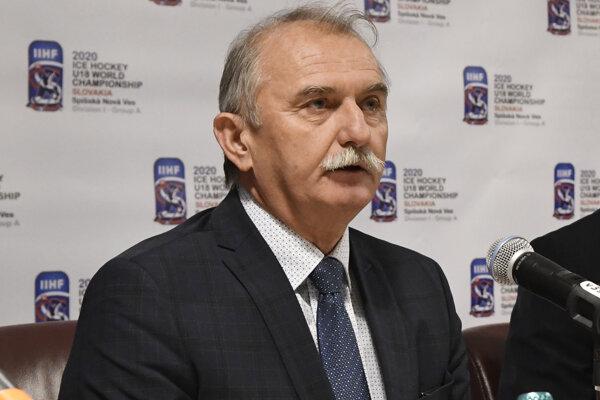 Primátor Pavol Bečarik.
