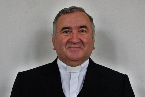 Profesor Vojtech Boháč.