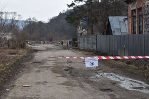 Časť Zámočníckej ulice zvaná Útulok je v karanténe.