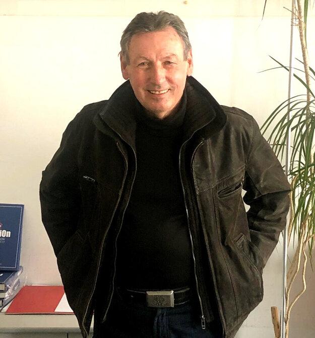 Jozef Hrušovský je čerstvý sedemdesiatnik.