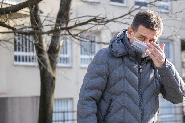 Exminister životného prostredia László Sólymos.