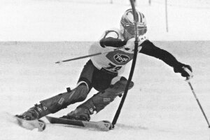 Matej Kutlík sa stal pred 15 rokmi majstrom Slovenska v slalome.