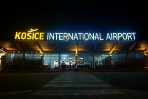 Košické letisko-Ilustračná fotografia.