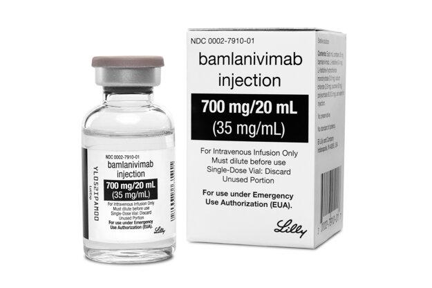 Bamlanivimab bol navrhnutý tak, aby sa pripojil k špecifickej štruktúre nazývanej antigén.
