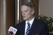 Bývalý austrálsky minister financií a nový šéf OECD Matthias Cormann.