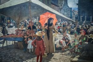 Trh v Banskej Bystrici sa stal pre obyvateľov Banskej Bystrice doslova ikonickým