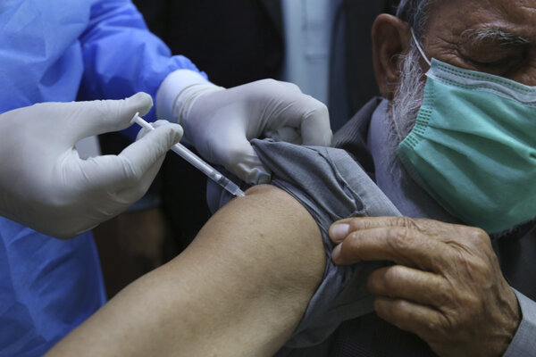 Očkovanie proti covidu.