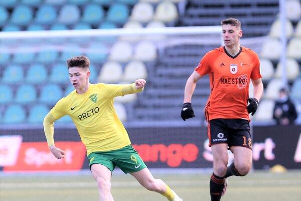 Martin Boďa strelil svoj prvý ligový gól na ihrisku Žiliny.
