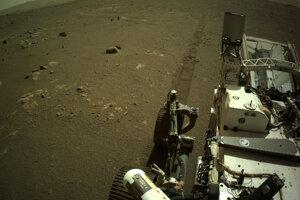 Rover Perseverance na Marse.