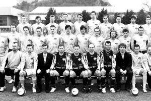 FC Nitra, bronzový tím v sezóne 2007/08.