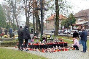 V Martine je Národný cintorín od roku 1967.