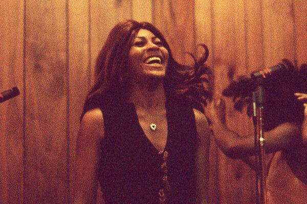 Tina Turner v dokument Tina na HBO Go.